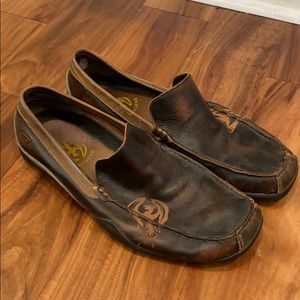 Sketchers loafers used condition